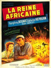 Affiche La Reine africaine