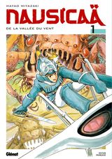 Couverture Nausicaä de la vallée du vent, tome 1