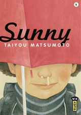 Couverture Sunny, tome 5