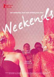 Affiche Weekends