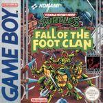 Jaquette Teenage Mutant Ninja Turtles: Fall of the Foot Clan