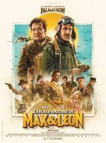 Affiche La Folle Histoire de Max & Léon