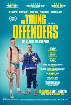 Affiche The Young Offenders