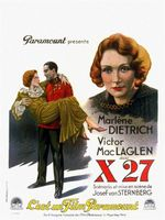 Affiche Agent X 27
