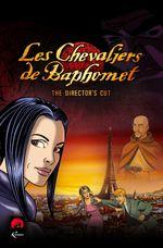 Jaquette Les Chevaliers de Baphomet - The Director's Cut
