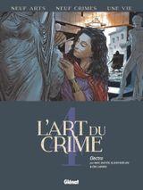 Couverture L'art du Crime Tome 4