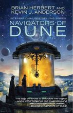 Couverture Navigators of Dune