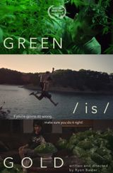 Affiche Green is Gold