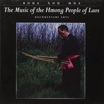 Pochette The Music of the Hmong People of Laos