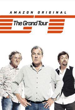 Affiche The Grand Tour