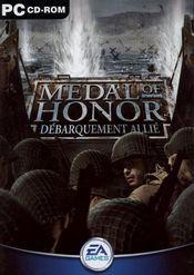 Jaquette Medal of Honor : Débarquement allié