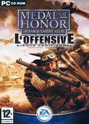 Jaquette Medal of Honor : Débarquement allié - L'Offensive