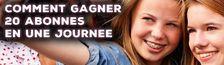 Cover Evy, La Recette #2 : COMMENT GAGNER DES ABONNES SUR SENSCRITQUE