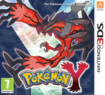 Jaquette Pokémon Y