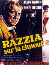 Affiche Razzia sur la chnouf