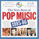 Pochette The Very Best of Pop Music 1985‐86