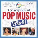 Pochette The Very Best of Pop Music 1986-87