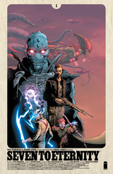 Couverture Seven to Eternity (2016 - Present)