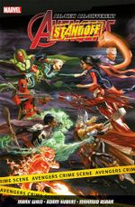 Couverture All-New All-Different Avengers, tome 2