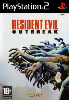 Jaquette Resident Evil : Outbreak