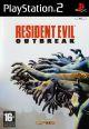 Jaquette Resident Evil : Outbreak