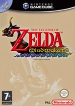 Jaquette The Legend of Zelda: The Wind Waker