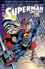 Couverture SUPERMAN UNIVERS HORS SERIE tome 3