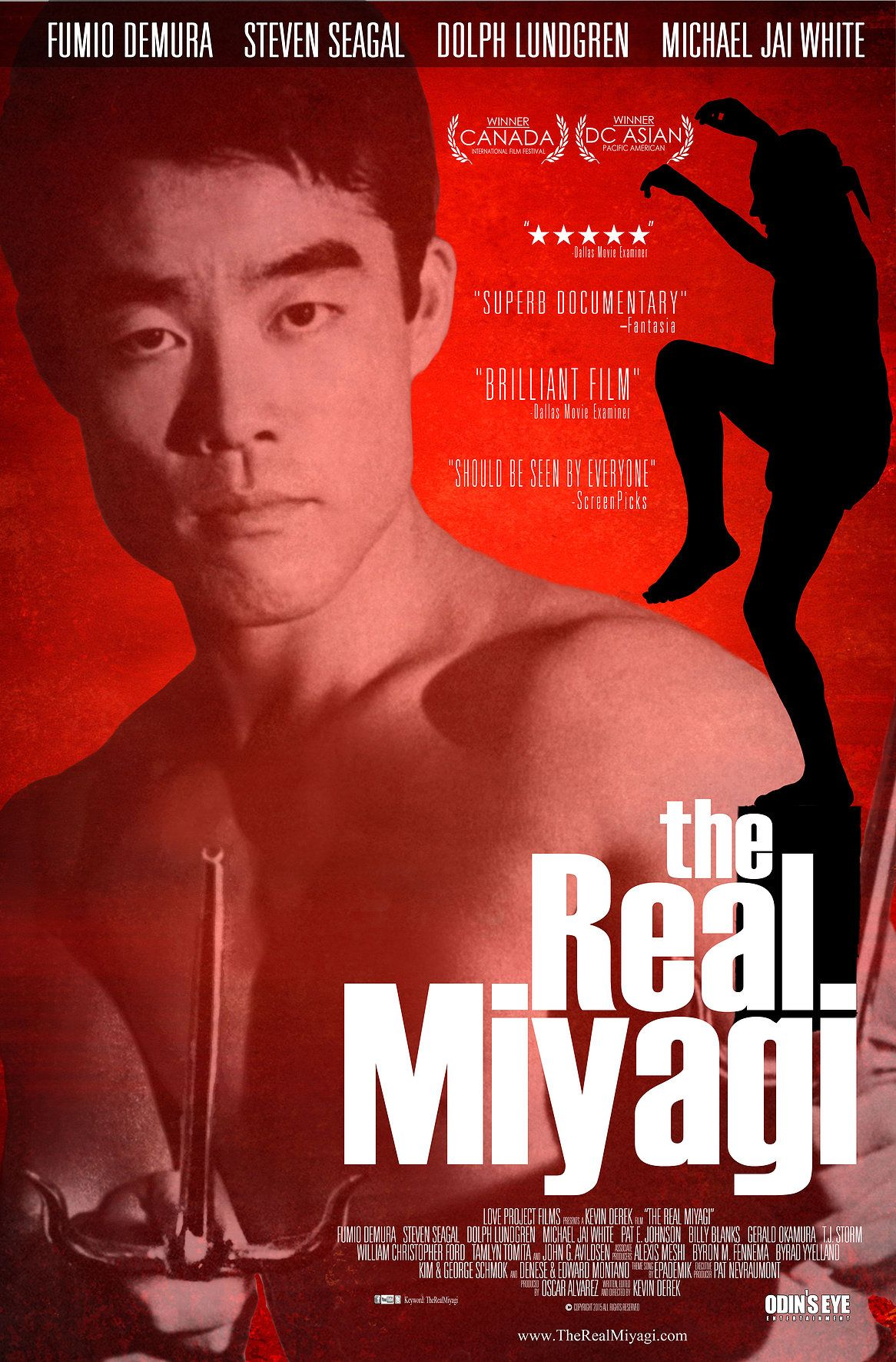 The Real Miyagi - Documentaire (2015) - SensCritique