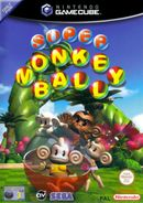 Jaquette Super Monkey Ball