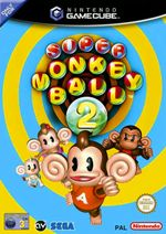 Jaquette Super Monkey Ball 2