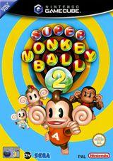Jaquette Super Monkey Ball 2