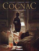 Couverture Un mort dans l'arène - Cognac - tome 2