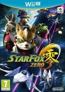 Jaquette Star Fox Zero