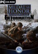Jaquette Medal of Honor : Débarquement allié - En formation