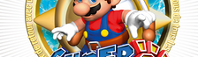 Jaquette Super Mario Sunshine