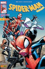Couverture Electrovers - Spider-Man Universe (Marvel France 2e série), tome 3