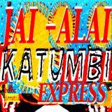 Pochette Jai Alai Katumbi Express (Live)