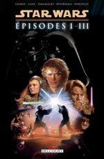 Couverture Star Wars - Épisodes I à III - Intégrale