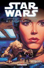 Couverture Star Wars - Épisode VI. NED