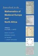 Couverture Sourcebook in the Mathematics of Medieval Europe and North Africa