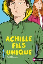 Couverture Achille, fils unique