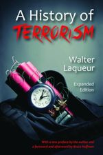 Couverture A History of Terrorism