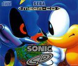 Jaquette Sonic CD