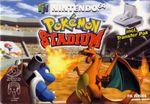 Jaquette Pokémon Stadium