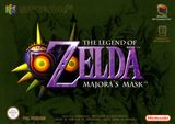 Jaquette The Legend of Zelda: Majora's Mask