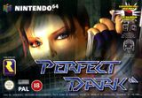 Jaquette Perfect Dark
