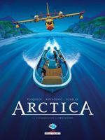 Couverture Arctica T03