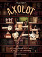 Couverture Axolot T01