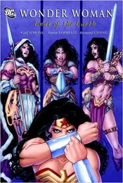 Couverture Wonder Woman Ends of the Earth