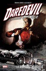 Couverture Le Rapport Murdock - Daredevil : L'Homme Sans Peur, tome 4